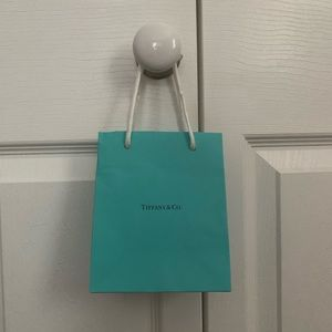 Tiffany and Co. Mini Gift Bag